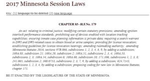 Minnesota DWI Lawyer